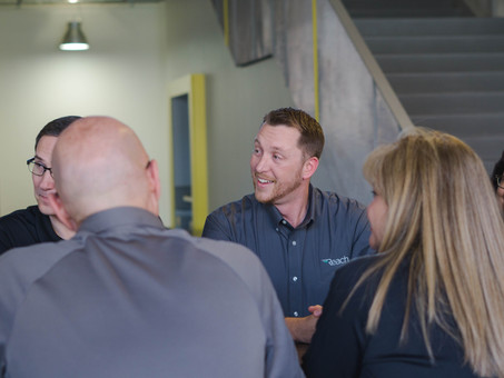 Reach is about Opportunity for Technicians - Build a Special Company