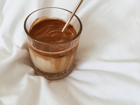 Dalgona Coffee Made Vegan