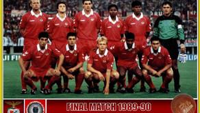 Benfica Europeu para totós