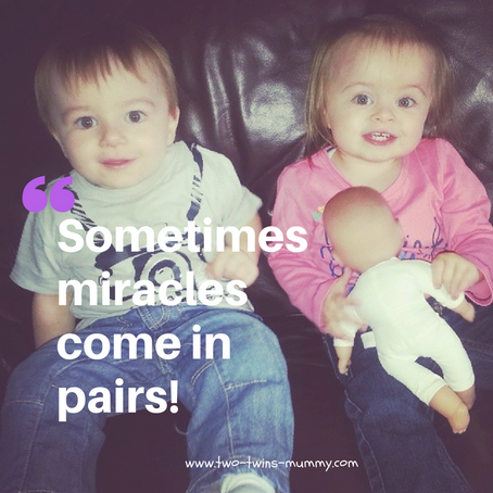 5 ways I cope with having TWINS