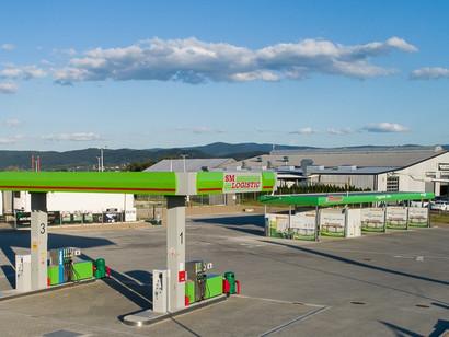 Prezentacja oferty i instrukcja obsługi dla SM Logistic