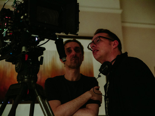 Interview with director Jonathan Blagrove