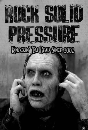 Rock Solid Pressure: Our first night of Shocktober in the Dungeon 10/12