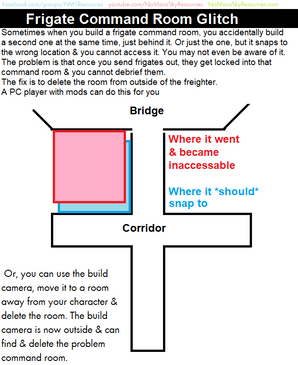 Frigate Command Room Bug.png