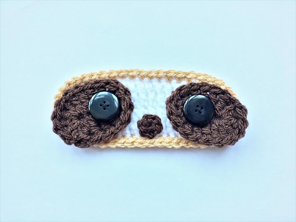 Ravelry: Cat Ear Ear warmer headband pattern by Ashley Charmed | 750x1000