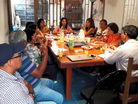 """Con la creación de inédito """"Comité"""" comunidad participa en proyecto de restauración"""