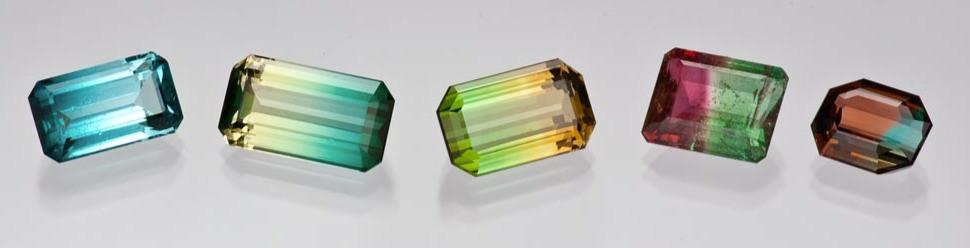 Tourmaline variety gem stones - Sourced GIA.com