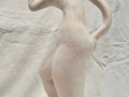 Sculptures de mes élèves : Fournée d'été ,chaud !