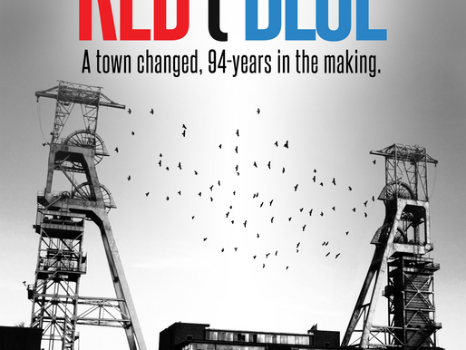 REDt'BLUE short documentary review