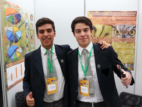 Seleccionados para Foro Internacional de Ciencias