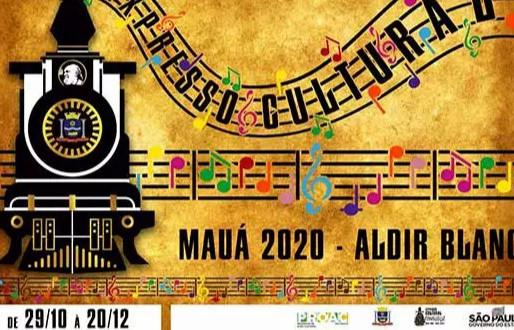 Projeto Expresso Cultural em Mauá começa nesta quinta-feira (29)