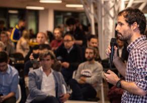 EVIX presenta su proyecto en el #SportsTechSpirit de Barcelona
