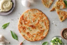 Onion Bread 蔥油餅(Gluten Free)