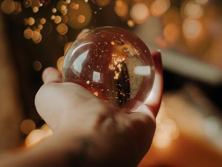 Life is like a snow globe....