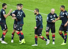 Monaco 2-2 DFCO : un bon point pris sous le déluge