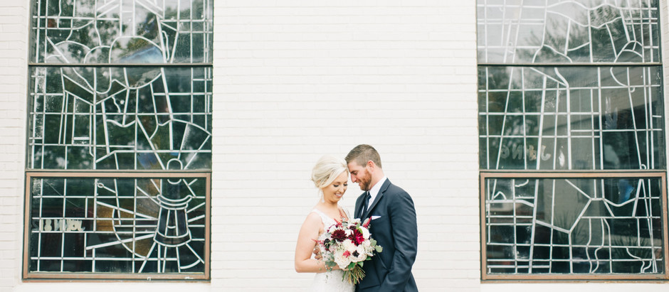 Bri & Jeremy | Chijmes Dallas Wedding | Dallas, TX Wedding