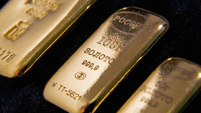 Цены на золото колеблются около флэтовой линии