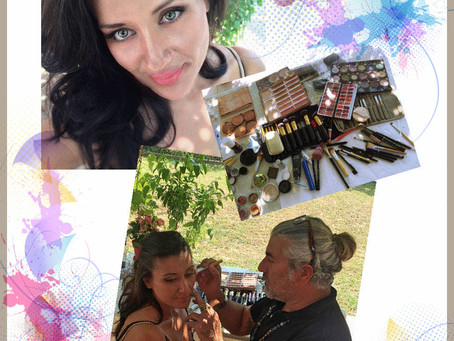 Ready for your special day! Trust your Make Up Artist for your beautiful Bridal moments!