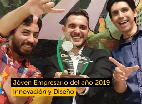 Anunzi ganó el premio Semilla del Cardón 2019 a los Jovenes Empresarios