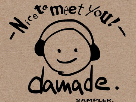 -Nice to meet you !-damade Sampler