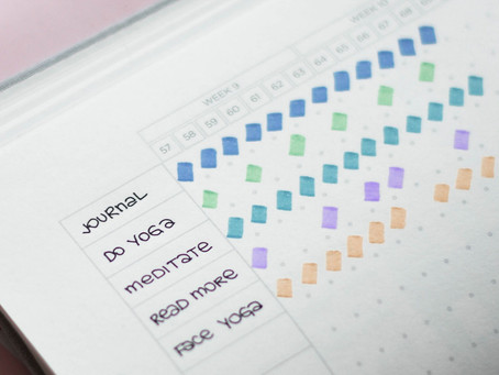 Using Trackers to Plan, Organise and Prioritise