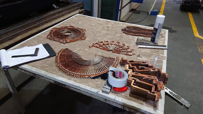 Copper Terminals