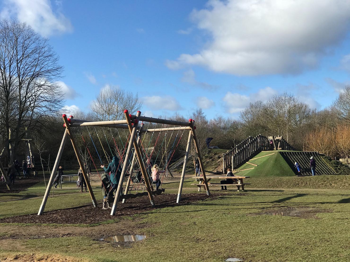 Park at Dinton Pastures