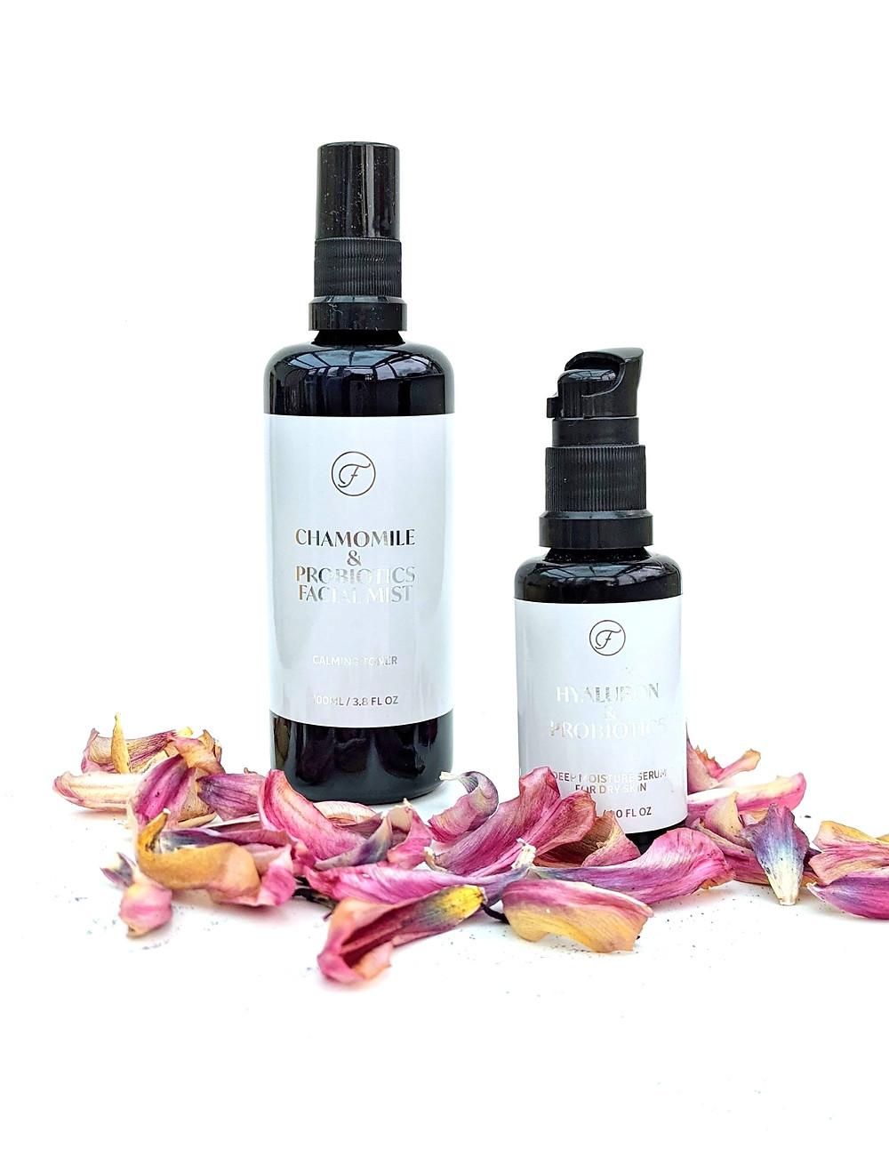 Koti Lifestyle | probiotics in skincare, flow cosmetics mist and serum
