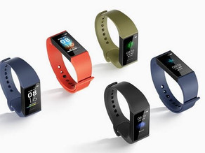 Xiaomi Mi Band 4C With 5ATM Water Resistance Launched