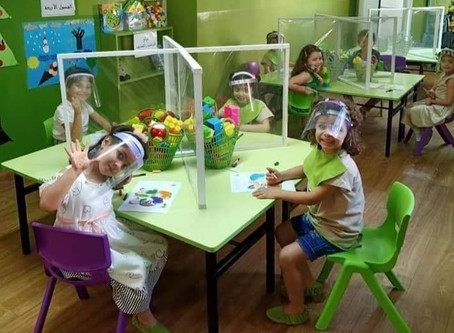 Childcare during a Pandemic