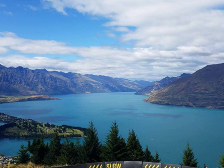 The Beautiful Thing About New Zealand