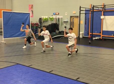 Developing Strength in Youth Athletes: A Parent's Guide to a College Scholarship