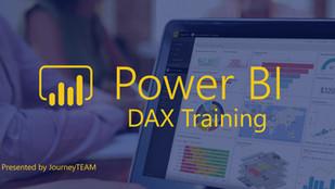 Sep 6 | Power BI DAX | Lehi, UT
