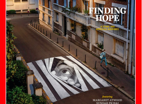 TIME 100 issue devoted to hope