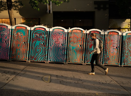 Coronavirus pandemic causes another health concern — closed public restrooms