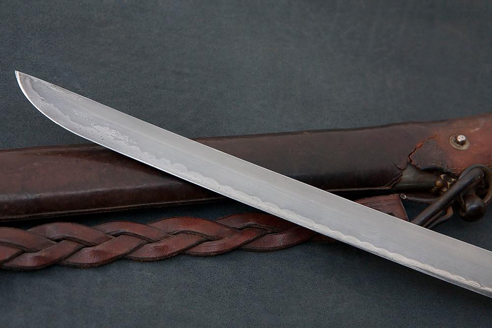 Shin guntō restoration