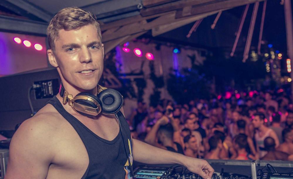 DJ Karl Kay aus Frankreich zu Gast im Exile