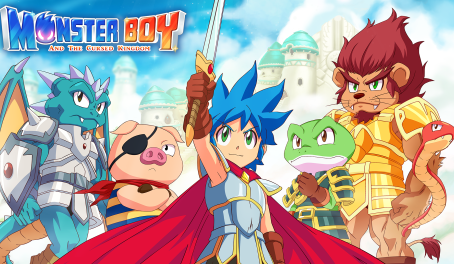Review: Monster Boy and the Cursed Kingdom