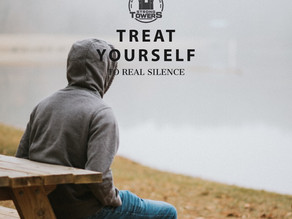 Treat Yourself to Real Silence