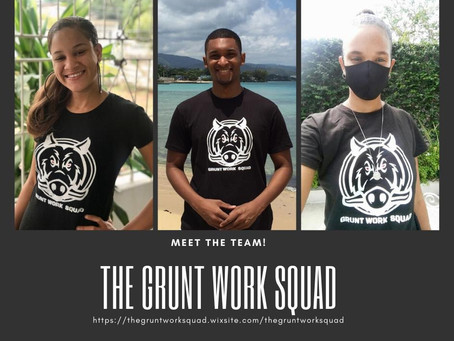 10 Questions with The Grunt Squad