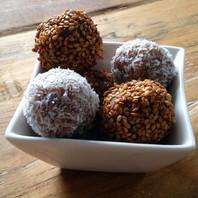 Sweet én healthy snackballetjes! (glutenvrij/vegan)