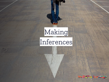 Practice Making Inferences (aka Figure 19)