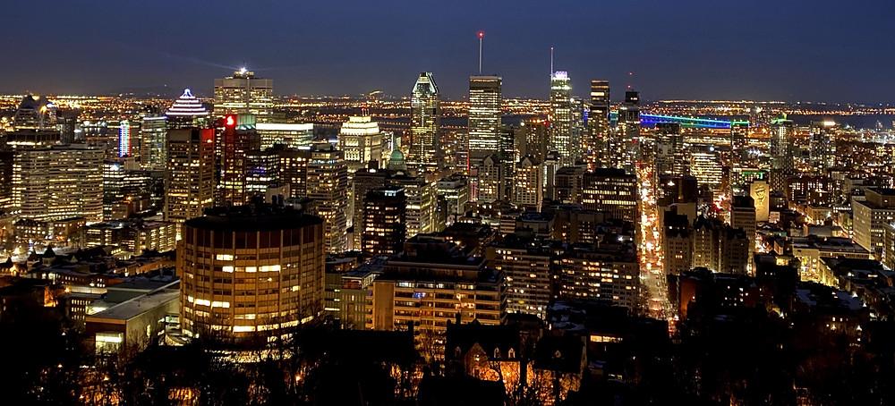 parc mont-royal montreal canada
