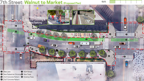 7th Street Pedestrian Improvements Advance in Downtown