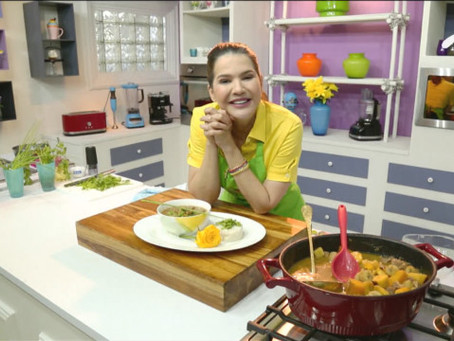 ¿Cómo hacer una sopa de Guandú?