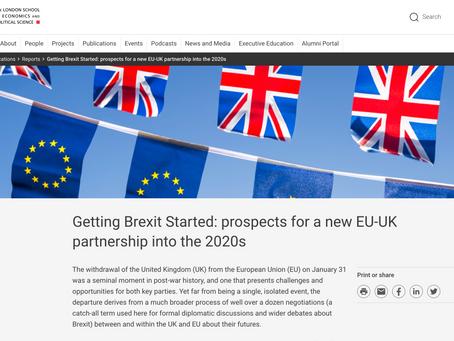 Get Brexit Started