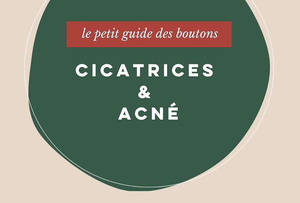 cicatrices & acné