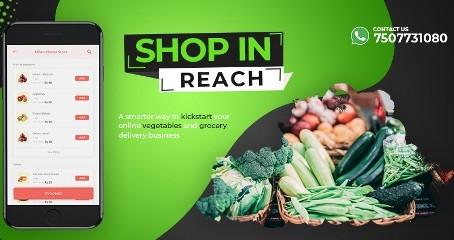 ShopInReach App: Smart way to kickstart your online delivery business