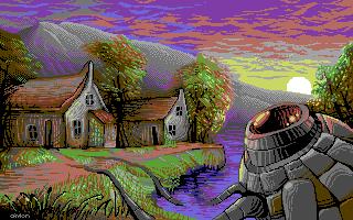 C64 Pixel Art