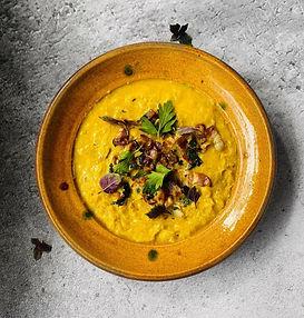 Moliūgų ir raugintų kopūstų sriuba